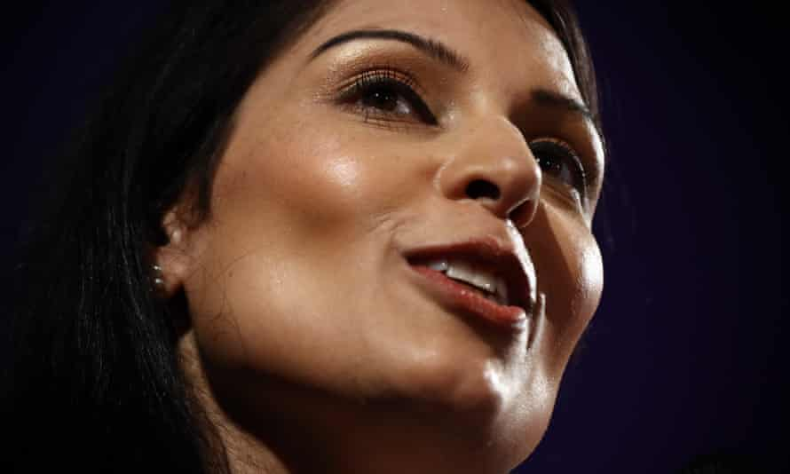 Priti Patel was once regularly tipped as a future PM.