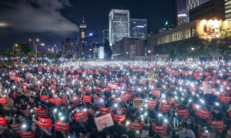 Beijing will not rest until it controls Hong Kong. We must keep fighting
