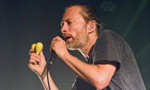Thom Yorke: holding back the tide or riding new digital music waves?
