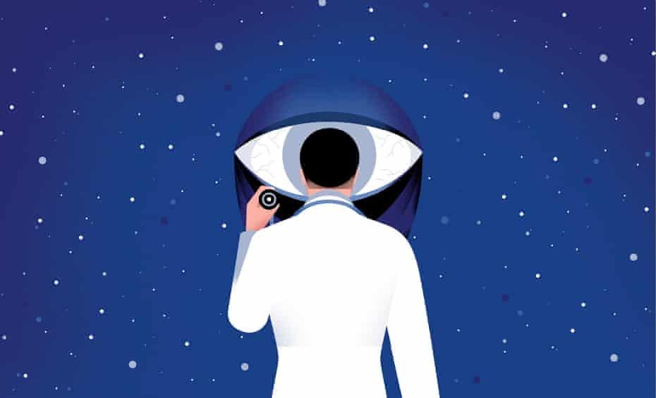 Insomnia illustration.