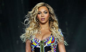 Beyoncé, who is returning to live performance at Coachella.