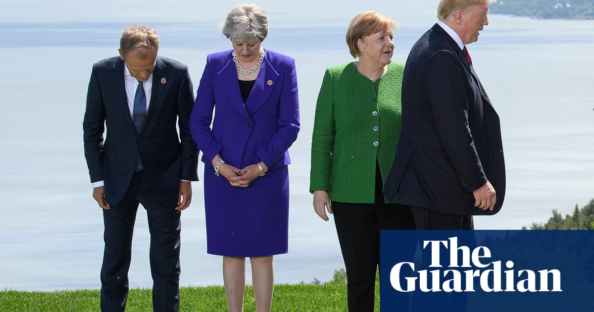 The end of Atlanticism: has Trump killed the ideology that won the cold war? – podcast | News | The Guardian