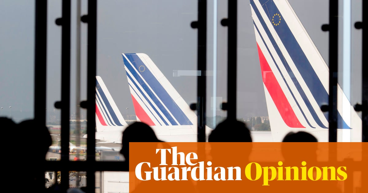 France's ban on short flights should be a wake-up call for Britain