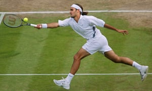 Roger Federer ... who did he beat in the 2003 Wimbledon final?