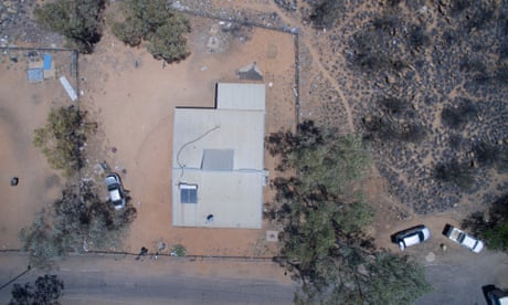 Is central Australia becoming too hot for humans?