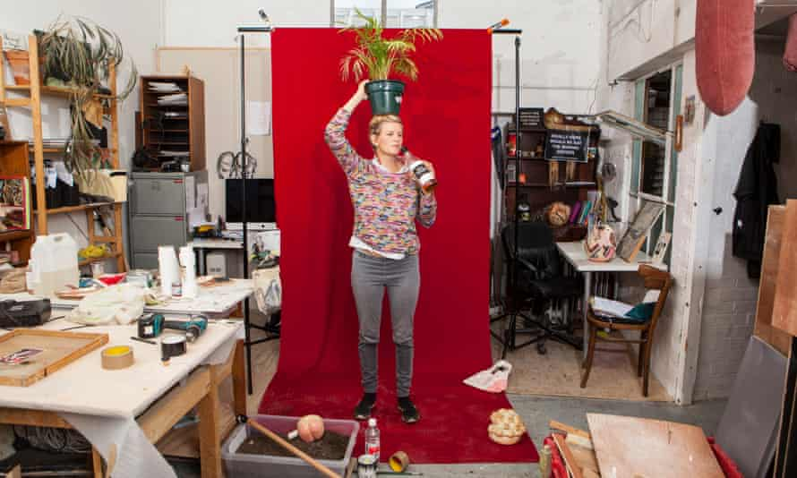 Turner Prize winner Laure Prouvost is a Space tenant.