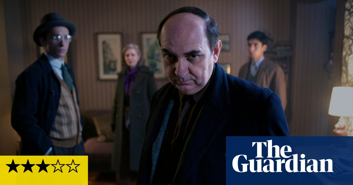 Neruda review – poetry and politics clash in Pablo Larraín's