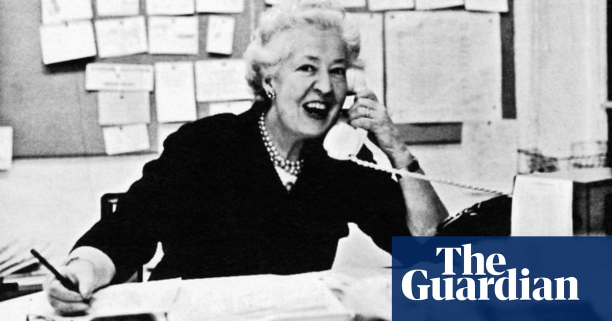 The fashion futurist: how Vogues wartime editor revolutionised womens lives