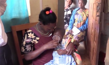US pastor runs network giving 50,000 Ugandans bleach-based 'miracle cure'