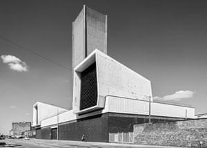 Edmund Nuttall Ltd, Kingsway Tunnel Vents, Liverpool 1971
