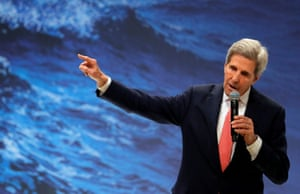 Former United States Secretary of State John Kerry has been named Joe Biden's special climate envoy.