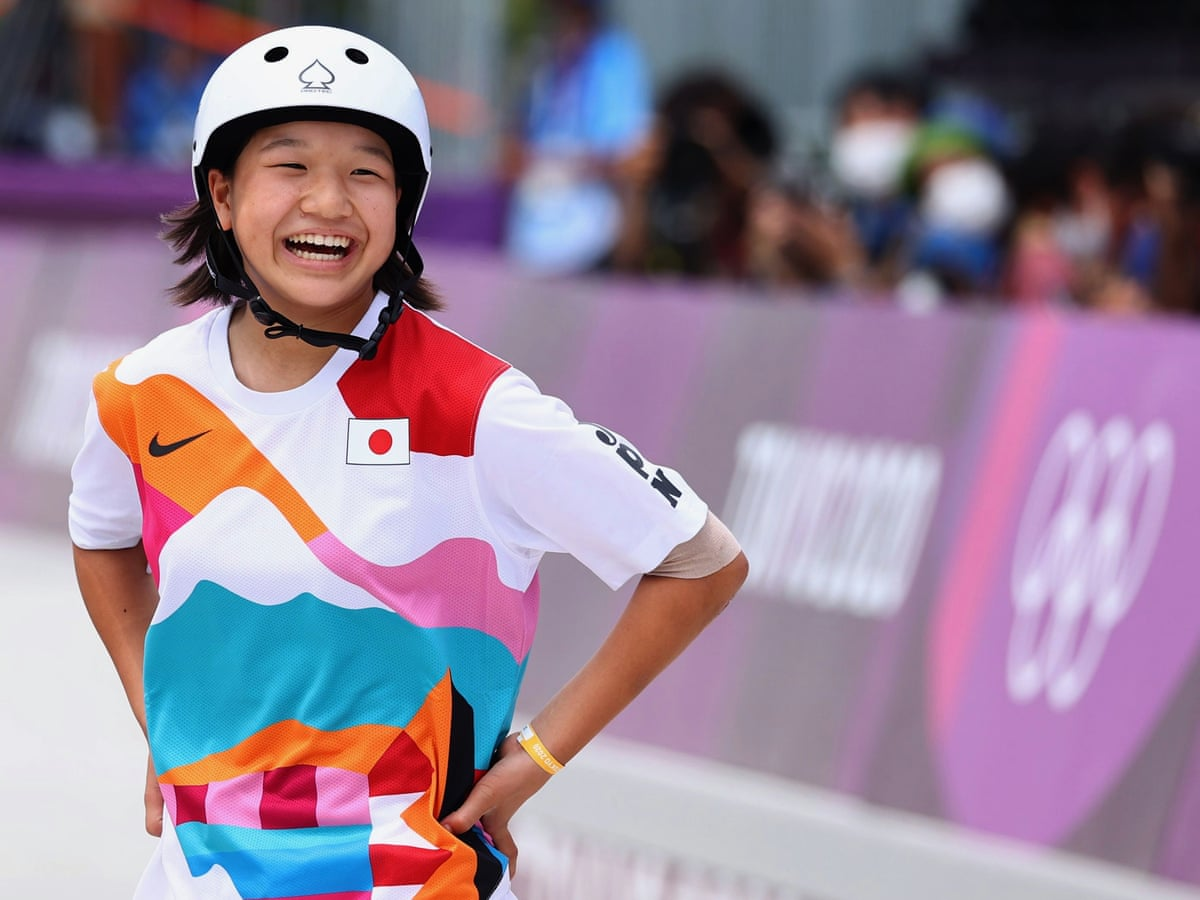 13, <b> Japan&#8217;s 13-year-old Olympic medalist makes us question our life choices </b>
