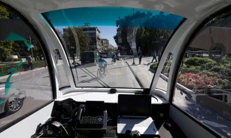 Inside Greece's first smart city: 'Now you don't need to know a politician to get something done'