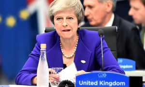 Theresa May's plan ran into fresh difficulties as she attended the G20 summit in Argentina.