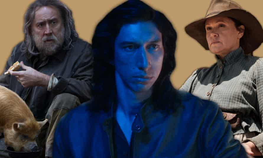 Nicolas Cage, Adam Driver and Leah Purcell lead the program for Melbourne film festival.