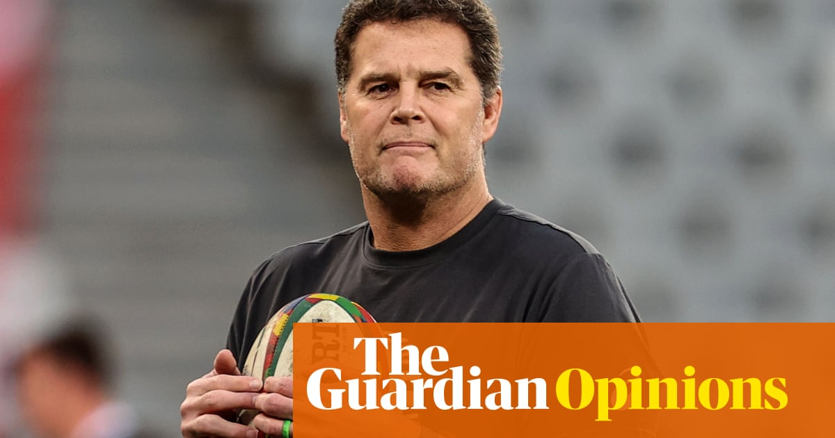 Rassie Erasmus must be careful: sometimes you reap what you sow