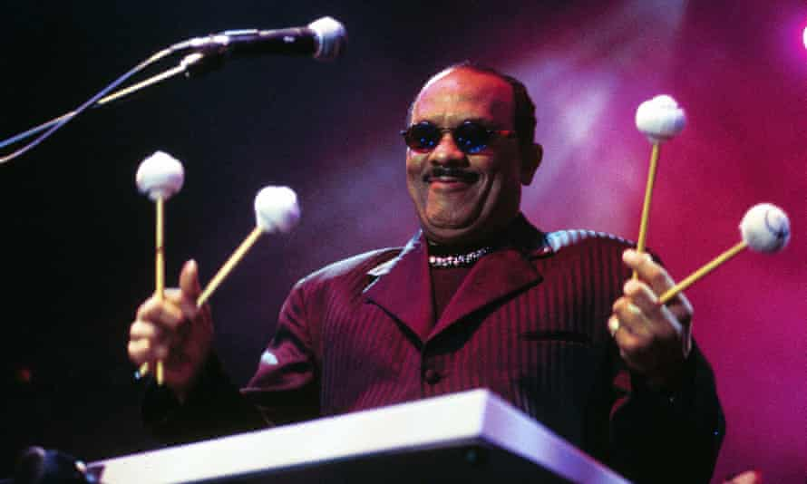Vibraphone legend Roy Ayers will play on Obonjan this summer.