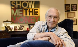 Steven Bochco in his office in Santa Monica, California, in 2016. 'In the end, it's not about writing or producing,' he said. 'It's about selling.'