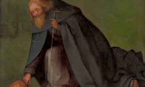 Detail from the Temptation of St Anthony, by Hieronymus Bosch.