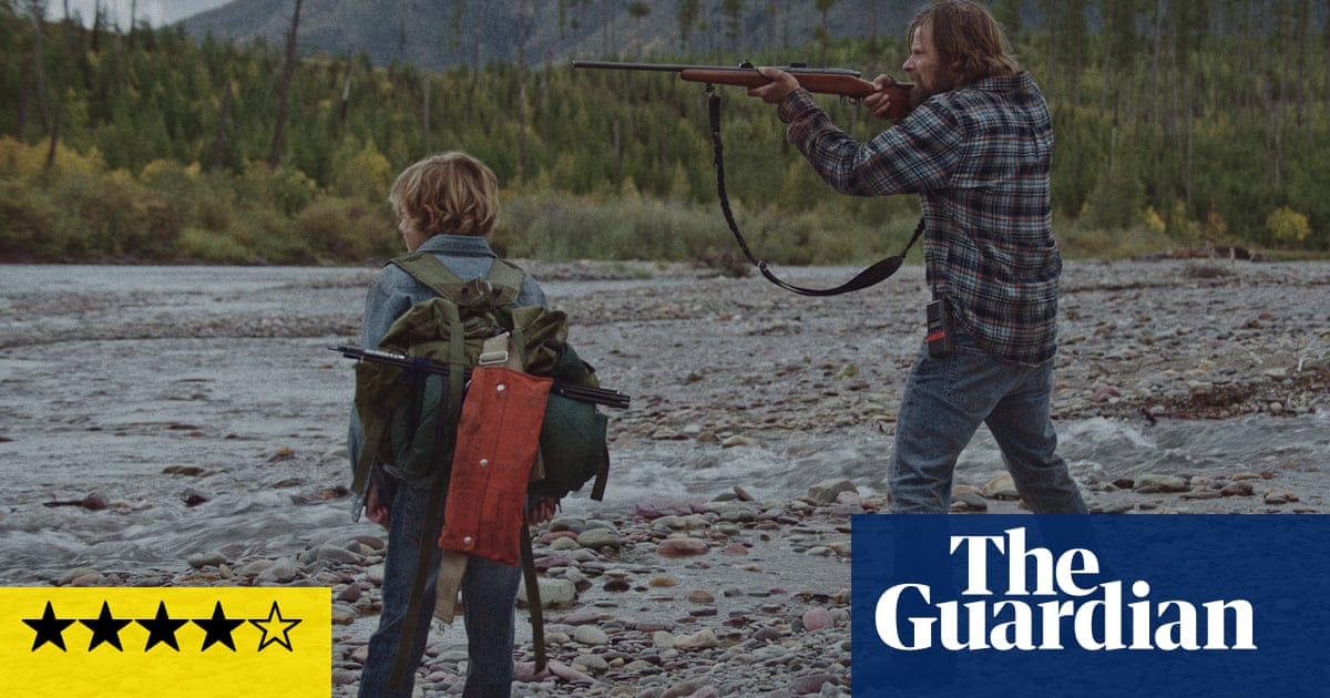 Cowboys review – Steve Zahn brings his A-game to warm Montana trans drama