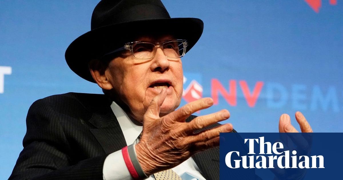 Ex-Senate majority leader Harry Reid on UFOs: 'We're at the infancy of it'
