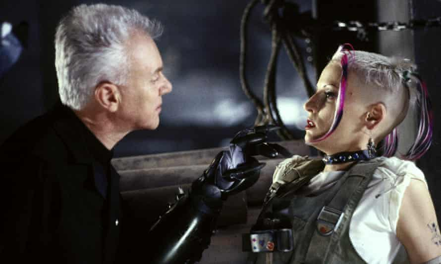 Lori Petty's Tank Girl (right) set the stage for today's superheroes.