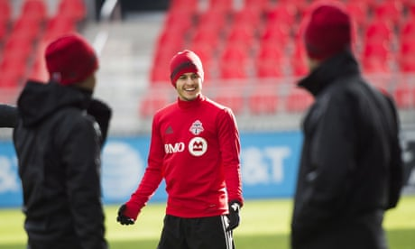 MLS Cup final: Toronto FC v Seattle Sounders – live!