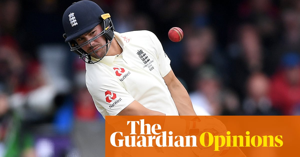 Rory Burns counts his blessings amid England fragility at the crease | Andy Bull