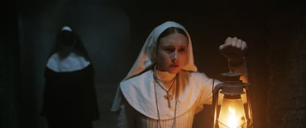 The Nun, directed by Corin Hardy.