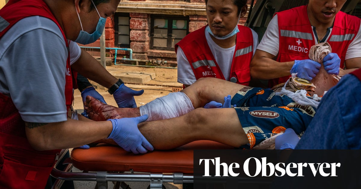 More than 100 killed as Myanmar junta unleashes worst day of terror