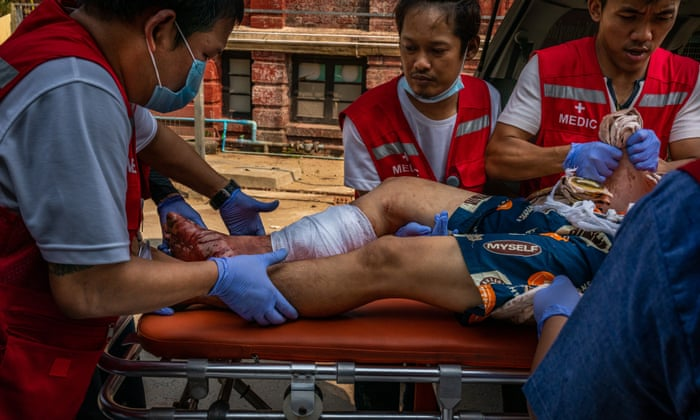 More than 100 killed as Myanmar junta unleashes worst day of terror, carthage news