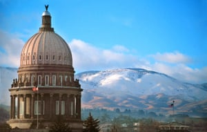Boise, Idaho: another place which could be shielded from the worst of climate change.