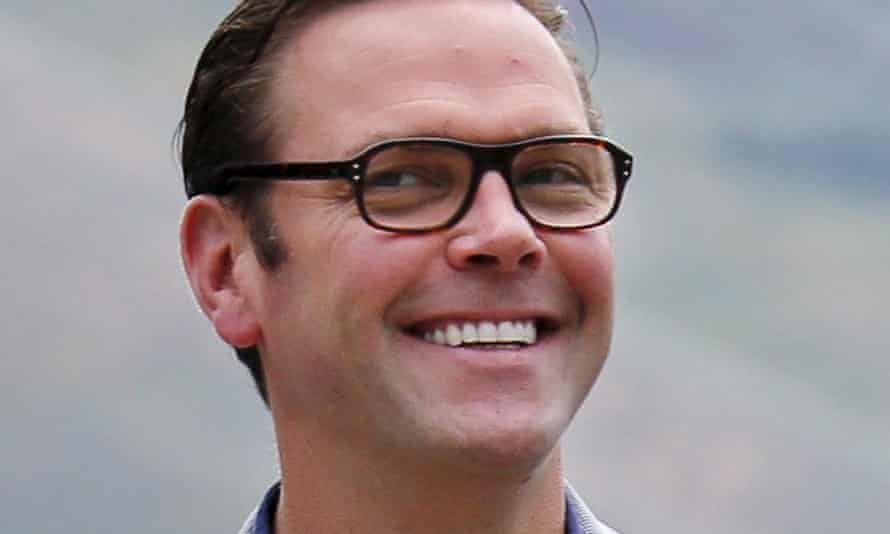 James Murdoch, chief executive of 21st Century Fox, which is seeking to take full control Sky, at which he is chairman.