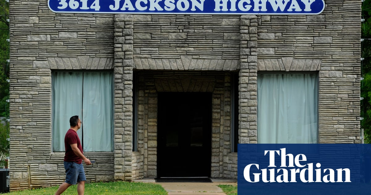 Muscle Shoals co-founder Jimmy Johnson dies aged 76