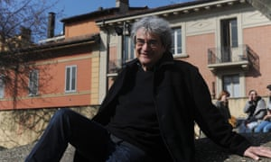 About time … Carlo Rovelli in Bologna.