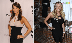 Karen McDougal and Stormy Daniels: two women who may pose the biggest danger to Donald Trump, a man who boasted of his ability have his way with women.