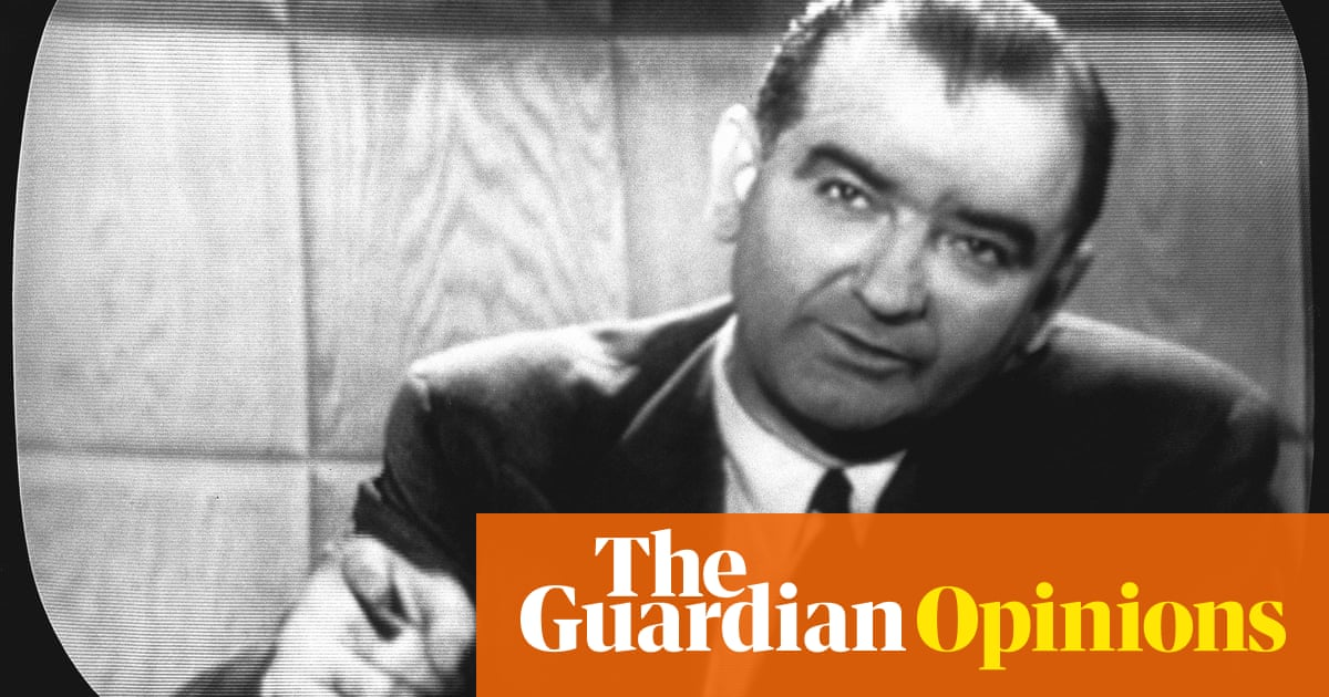 McCarthyism Redux The Long View Of Trumps Immigration Plan