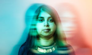 Firoza Chowdhury: 'I'm more sensitive to things now'.