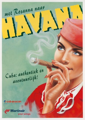 Sylvan Steenbrink, Met Rosanna Naar Havana / Martinair