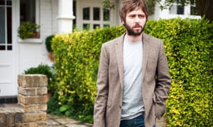 Hapless hero … James Buckley in The Comedian's Guide to Survival.