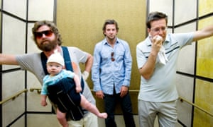 A still from The Hangover. How to stop that sinking feeling?