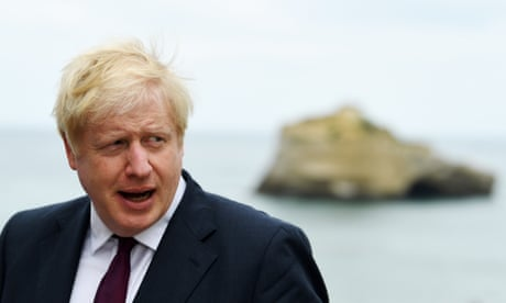 Boris Johnson: no deal would mean UK did not owe Brexit divorce bill
