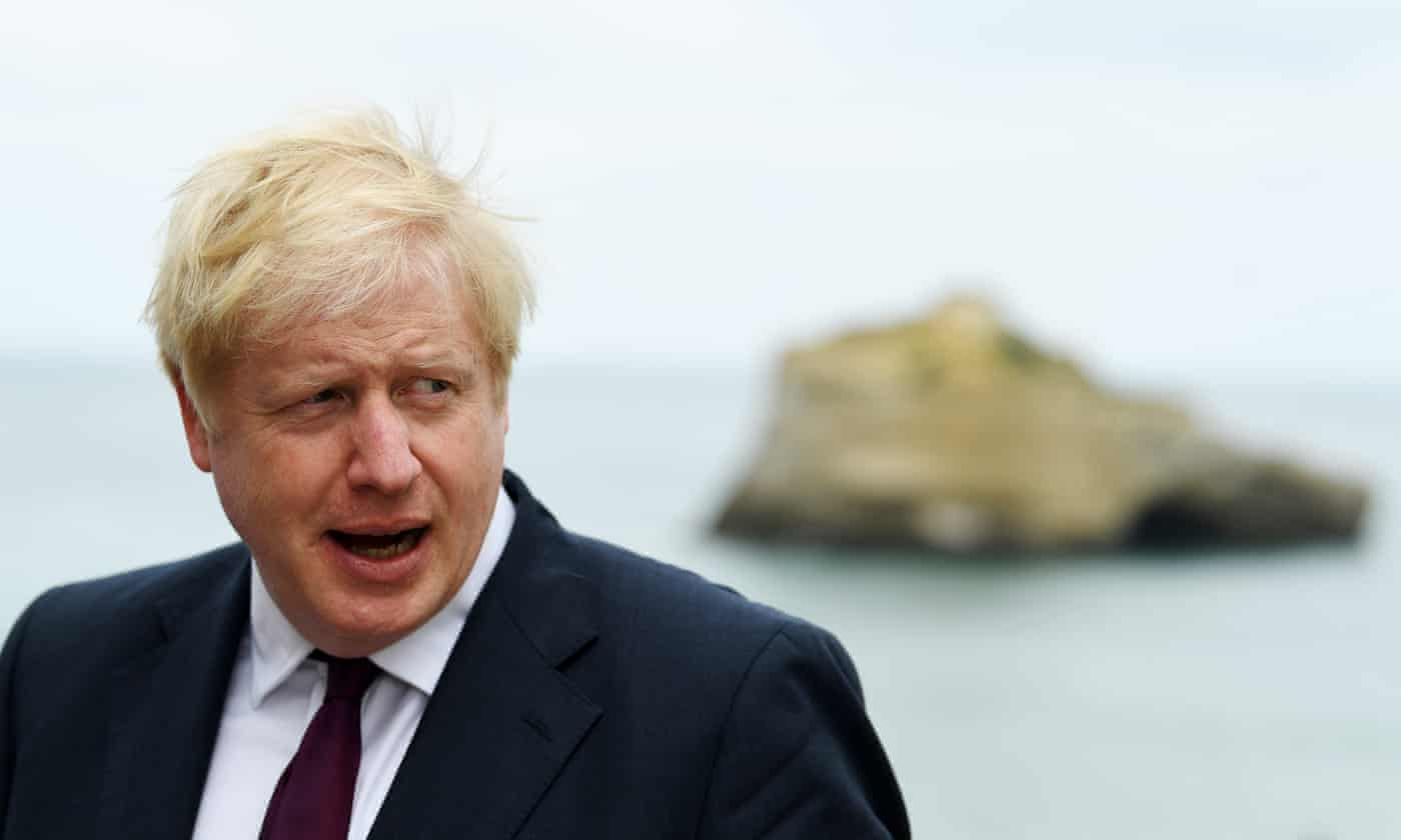 Boris Johnson: no deal would mean UK did not owe Brexit divorce bill
