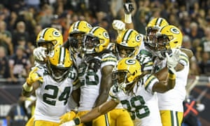 The Packers secured their 98th win over their archrivals