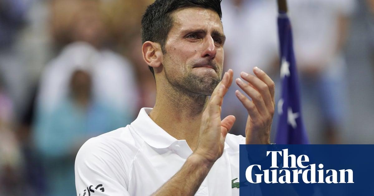 Novak Djokovic shows a rare glimpse of vulnerability in US Open final defeat