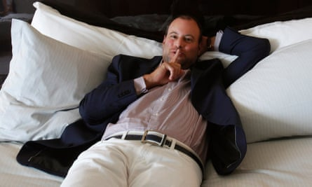 Ashley Madison founder Noel Biderman. Hackers calling themselves Impact Team obtained customer details from the adultery website Ashley Madison.