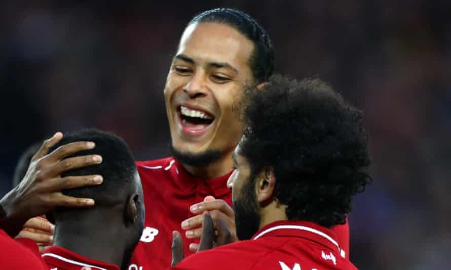 Liverpool defender Virgil Van Dijk believes the way the team defend and attack will be a match for Lionel Messi and Barcelona.