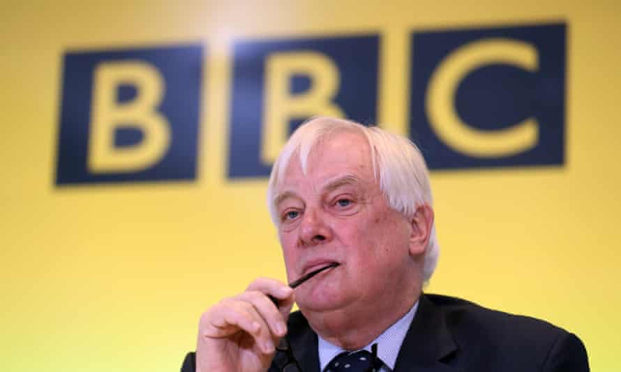Lord Patten: The BBC has an extremely difficult job.'