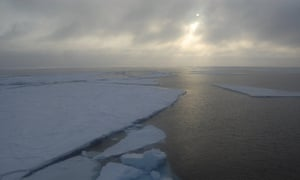 'The Arctic is melting…'