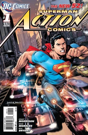 Action Comics ##1 or #904